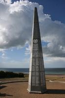 Memorial dédié à la 1ère Division US