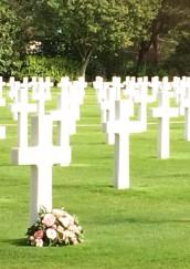 Jour J, 6 juin 1944, Eisenhower, cimetière américain de Colleville, D Day Tour, American Cemetery